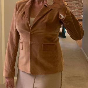 Velevet Tailored Blazer